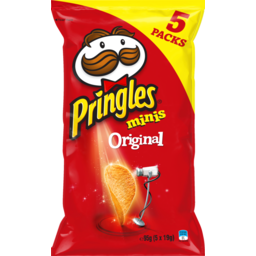 Photo of Pringles Minis Original 5 Pack