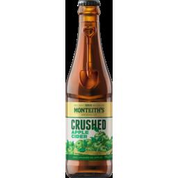 Photo of Monteiths Crushed Apple Cider Bottles