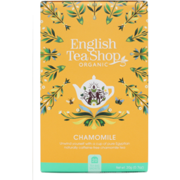 Photo of English Tea Shop Tea - Chamomile
