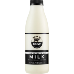 Photo of Made By Cow Cold Pressed Raw Milk 1.5l
