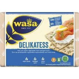 Photo of Wasa Delikatess Crispbread 270g