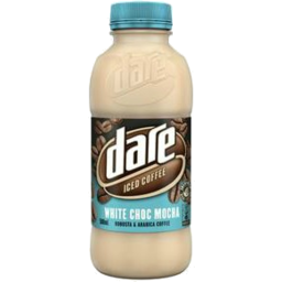Photo of Dare White Choc Mocha 500ml
