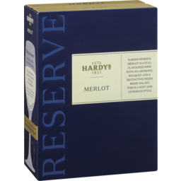 Photo of Hardys Reserve Merlot