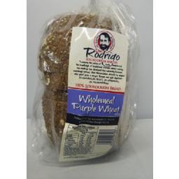 Photo of Rodrigo Wholemeal Purple Wheat