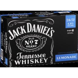 Photo of Jack Daniel's & Lemonade Can Case