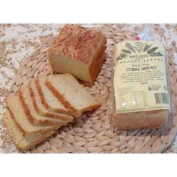 Photo of Naturis Bakery Corn Bread - Gluten Free (Sliced)