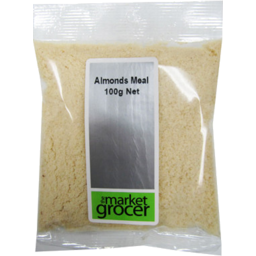 Photo of The Market Grocer Almond Meal 100gm