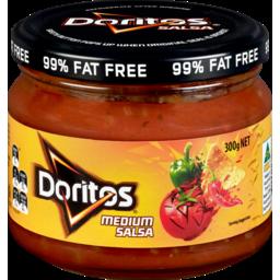 Photo of Doritos Salsa Medium 300g