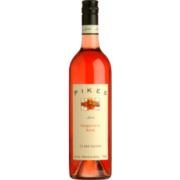 Photo of Pikes Luccio Red Sangiovese