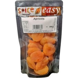 Photo of  Spice N Easy Apricots 200g