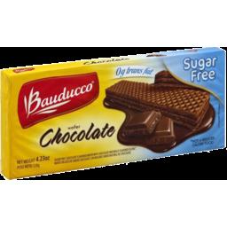 Photo of Bauducco Sugar Free Chocolate Wafer