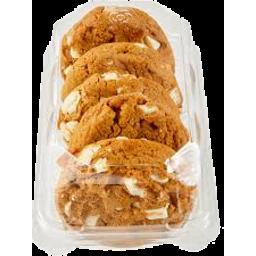 Photo of Instore White Choc Sltd Cara Cookie 5 Pack