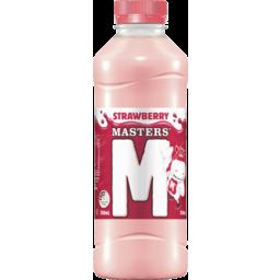Photo of Masters Strawberry Flavoured Milk 750ml Btl (6)