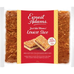 Photo of Ernest Adams Slice Louise 350g