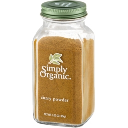 Photo of Simply Organic Seasoning Curry Powder
