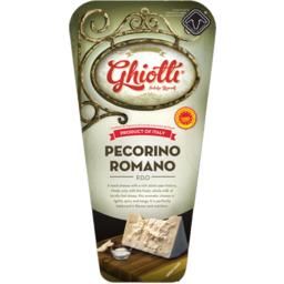 Photo of Ghiotti Pecorino Romano 170g