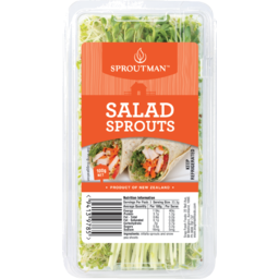 Photo of Sproutman Salad Sprouts 100g