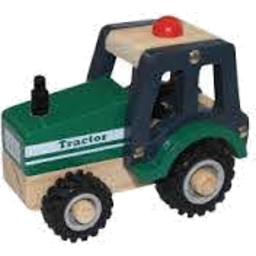 Photo of Tractor Green