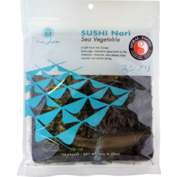 Photo of Spiral Foods Sushi Nori Sea Vegetable 10 sheets