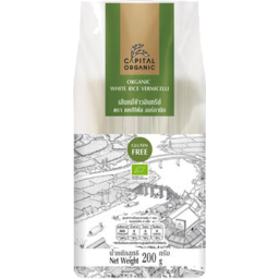 Photo of Capital Organic - White Rice Vermicelli - 200g