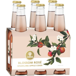 Photo of Strongbow Blossom Rosé Sparkling Apple Cider Stubb