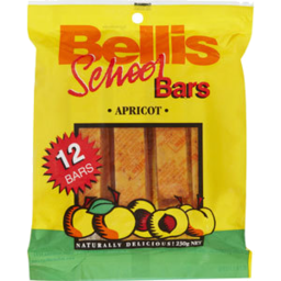 Photo of Bellis Apr School Bars 160g