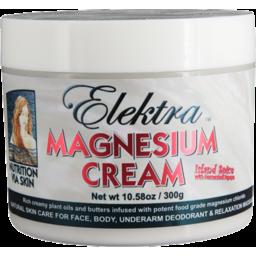 Photo of Elektra Magnesium Cream - Island Spice 300g