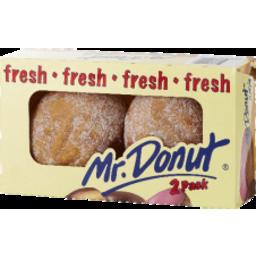 Photo of Mr Donut Jamball Donuts 2pk