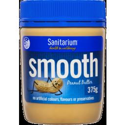 Photo of Sanitarium Smooth Peanut Butter Spread 375g