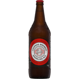 Photo of Coopers Sparkling Ale 750ml