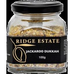 Photo of Ridge Estate Jackaroo Dukkah 100G