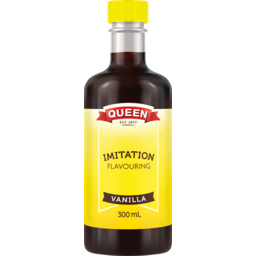 Photo of Queen Vanilla Imitation Flavouring 300ml