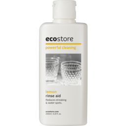 Photo of Ecostore Rinse Aid Lemon 200ml