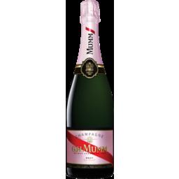 Photo of Mumm Champagne Rose 750ml