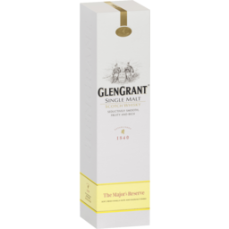 Photo of Glen Grant Majors Nco 700ml