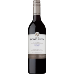 Photo of Jacob's Creek Classic Merlot 750ml