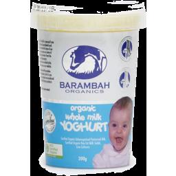 Photo of Barambah Yoghurt - Whole Milk