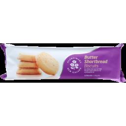 Photo of Alzheimers NZ Butter Shortbread 180g