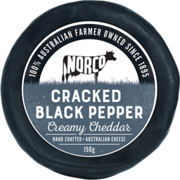 Photo of Norco Cracked Black Pepper 150g
