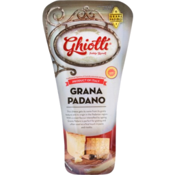 Photo of Ghiotti Grana Padano 150g