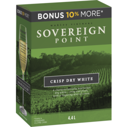 Photo of Sovereign Point Dry White