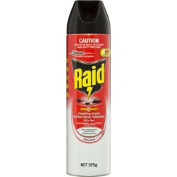 Photo of Raid One Shot Surface Spray Odourless 375g