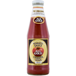 Photo of All Gold Tomato Sauce 700ml