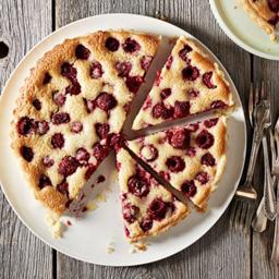 Photo of Raspberry & Almond Tart