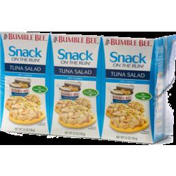 Photo of Bumble Beetuna Salad Snack