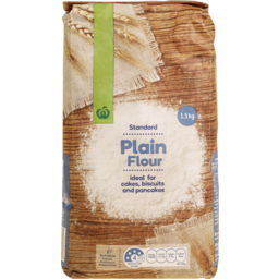 Photo of Essentials Flour Plain 1.5kg