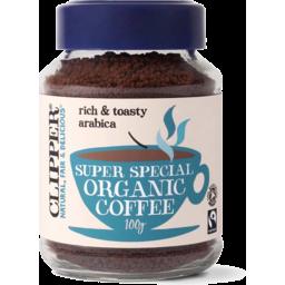 Photo of Clipper Coffee - Instant Medium Roast Arabica (Super Special)