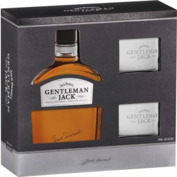 Photo of Jack Daniel Gentleman & 2 Glass