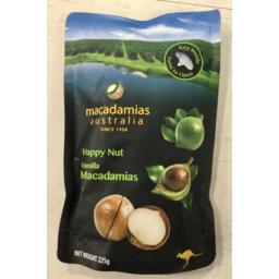 Photo of Happy Nuts Macadamia Vanilla 225