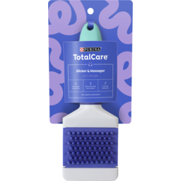 Photo of Purina Total Care Slicker & Massager For Cats